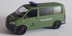 VW T6 Bus Bundeswehr Feldjäger