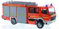 Mercedes Benz Varus HLF Feuerwehr Rellingen