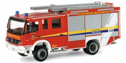 Mercedes Benz Atego HLF 20/20 Feuerwehr Meersburg