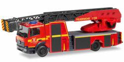 Mercedes Benz Atego DLK Feuerwehr Herzogenrath